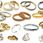 Приметы, связанные с обручальными кольцами