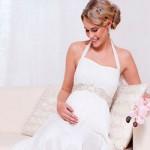 Беременность и свадьба совместимы