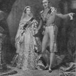 Викторианская свадьба по всем правилам