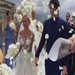 Спортивная свадьба года: Т. Волосожар вышла замуж за М. Транькова