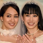Свадьба актрис-лесбиянок наделала немало шума в обществе